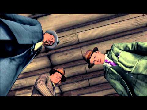 "L.A. Noire Gameplay Series: ""Orientation"""