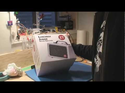 Lunchbox Junior Guitar Amplifier