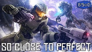 Halo 3 is almost Perfectly Playable on PC - XBOX 360 Emulation