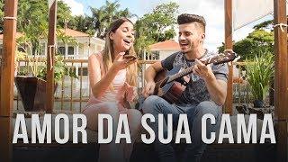 Baixar Amor da Sua Cama - Felipe Araújo (Cover por Mariana e Mateus)