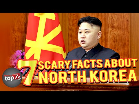 7 Scary Facts About North Korea