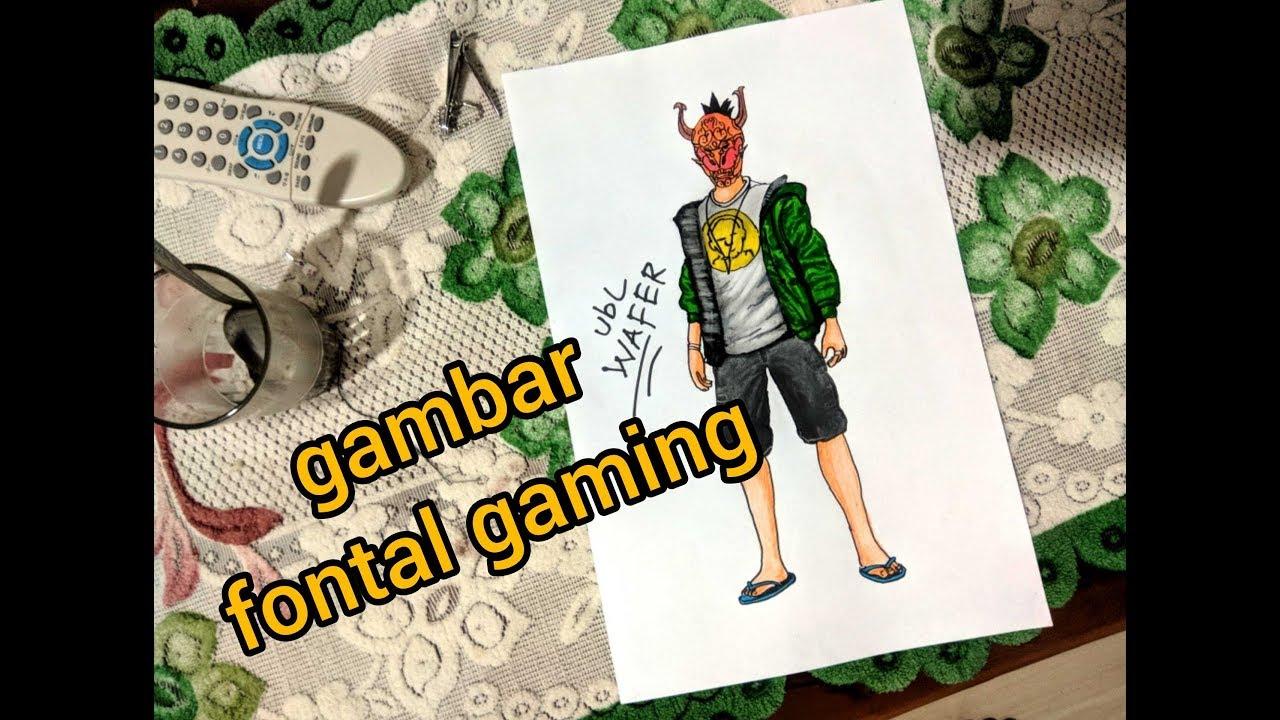 Gambar Frontal Gaming Aura Kasiiih Ff Game Free Fire Youtube
