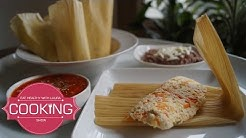 How to make healthy TAMALES - Spicy Latina Mom