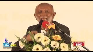 life talks s l m fausz chairman rainco pvt ltd