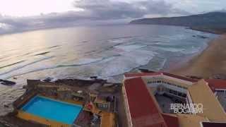Drone Praia do Guincho, Cascais