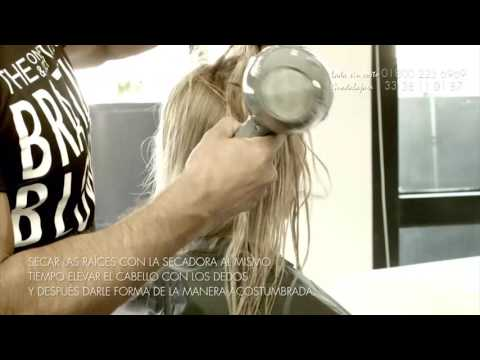 Instant Volume Thermal Root Lift Brazilian Blowout México Español