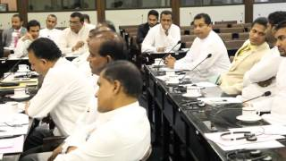 Sri Lanka - Japan Parliamentary Friendship Association, Video & Photo  by U.G. Nuwan Duminda.(A meeting chaired by Hon. Karu Jayasuriya, MP, Speaker was held today at 3.30 p.m in Committee Room No. 2 of the Parliamentary complex to revive the Sri ..., 2015-09-22T12:35:49.000Z)