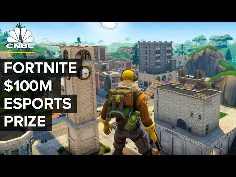 'Fortnite' Just Became The Biggest Esport With $100 Million Prize | CNBC