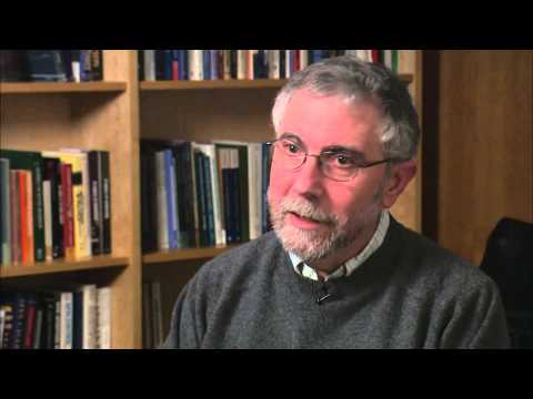 Paul Krugman on Managing Financial Crisis