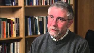 Paul Krugman on Managing Financial Crisis