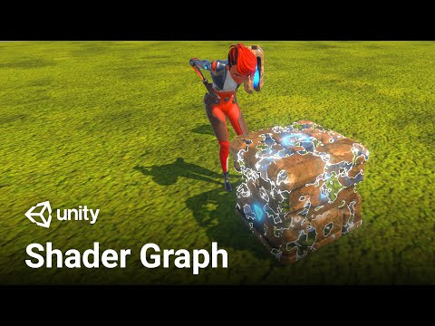 Adding Juice with Shader Graph in Unity 2019! (Tutorial) thumbnail