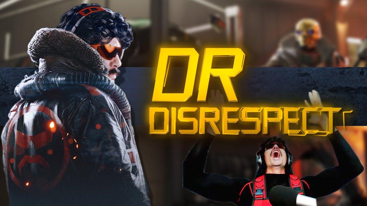 Популярный стример Dr Disrespect создал уровень для шутера Rogue Company