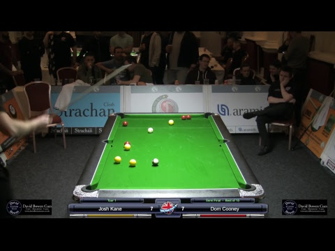 2019 EPA Tour 1 - Semi Final - Josh Kane v Dom Cooney