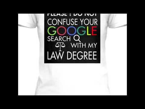 Lawyer Sarcasm t-shirts