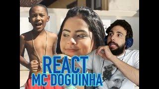 REAGINDO A MC DOGUINHA - VEM E BROTA AQUI NA BASE (Gênio)