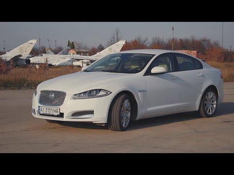 Jaguar XF - хочу себе такой