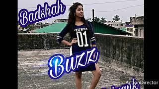 Buzz | Aastha Gill | Singer:Badsaha | Priyank Sharma|Dance Cover:Bonita | Choreography: Bonita Dutta