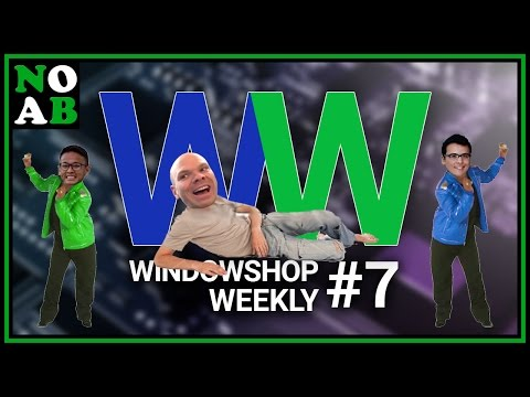 Window Shop Weekly #7 /w Special Guest OAFAH -April 12th, 2017