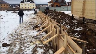 Доставка бетона. Весь процесс от загрузки до разгрузки.(, 2016-02-25T19:50:05.000Z)