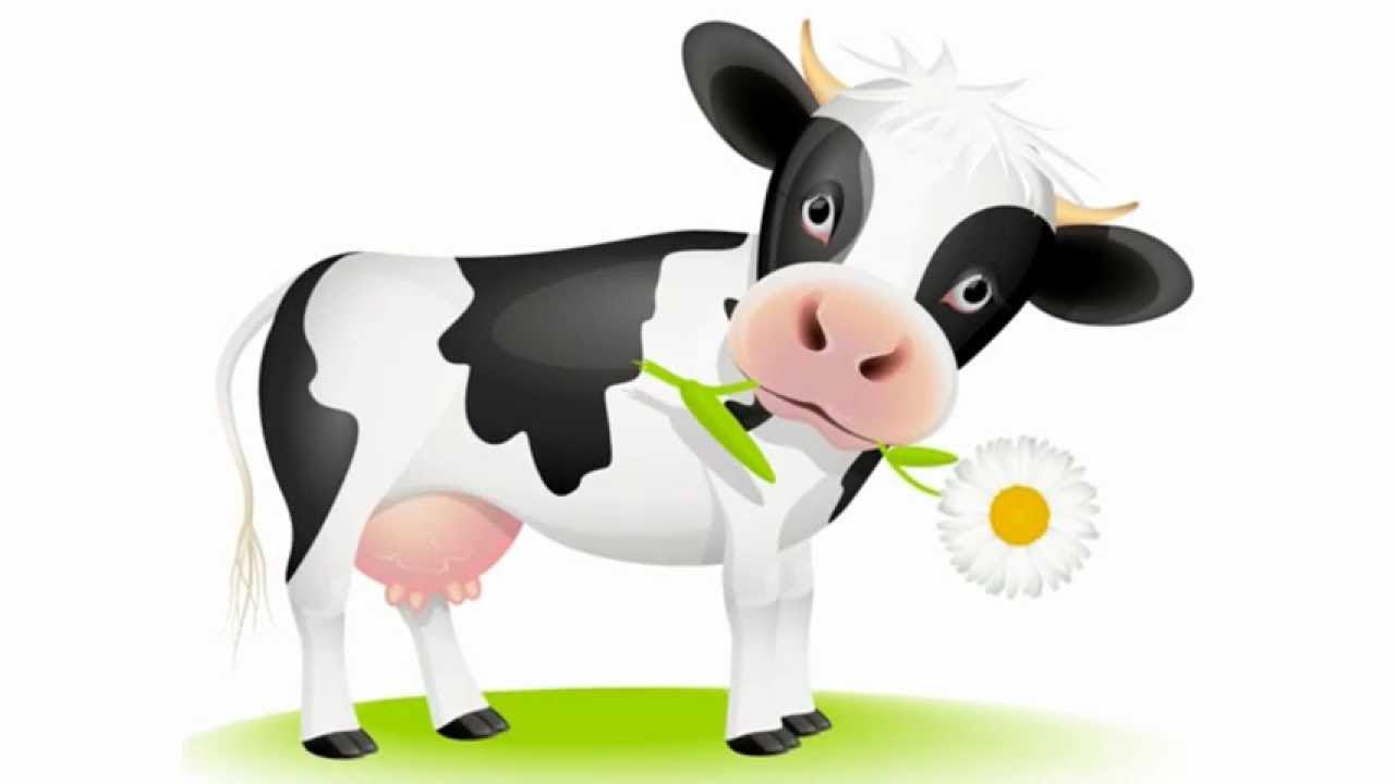Коровы Картинка Для Детей