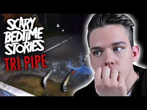 SCARY BEDTIME STORIES - JEZIVO ISKUSTVO NA TRI PIPE! (S3E3)