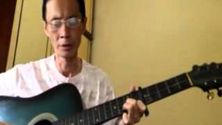 LOUIS黃世勇(奎凱)吉他彈唱【流浪的牧羊人】陽帆