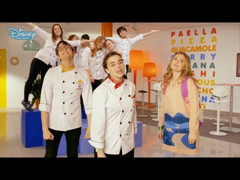 "Monica Chef - ""Amici per sempre"" di Isabel Mandolell - Music Video"