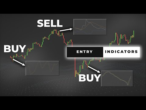 TOP 3 Entry Indicators For Day Trading & Swing Trading (for Beginners)