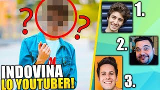 INDOVINA LO YOUTUBER DALL'OUTFIT CHALLENGE!