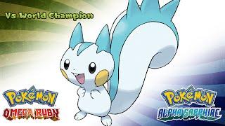 Pokemon Omega Ruby/Alpha Sapphire - Battle! World Champion Music (HQ)