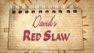Simply Local: David Goforth's Red Slaw