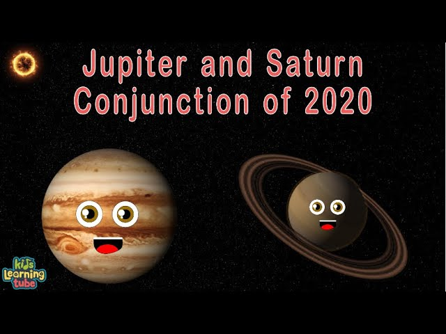 How To Watch Jupiter Saturn Great Conjunction