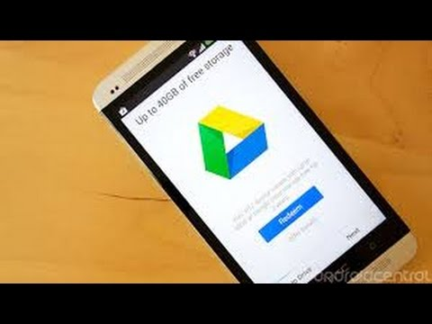 Make Google Drive Files Available Offline On Android