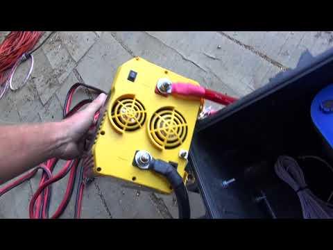 DIY Large Solar Generator - New Updates