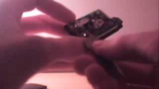 Pandoriser sa Batterie PSP Fat