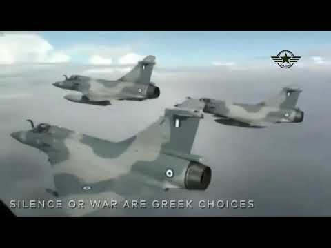 Military means against Turkey is acceptable for the Greeks