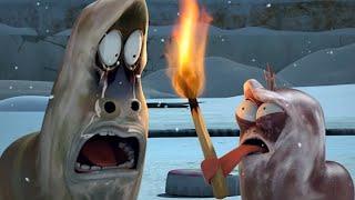 LARVA - Cerilla | 2018 Película Completa | Dibujos animados para niños | WildBrain