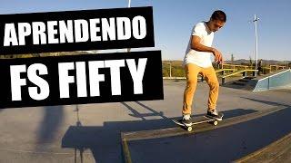APRENDENDO FS FIFTY NO PALCO