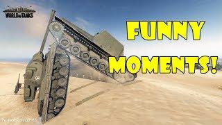 World of Tanks - Funny Moments | Week 2 November 2017