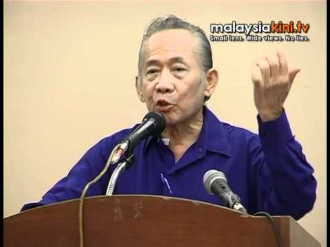 The Real History Part1, by Professor Emeritus Dr. Khoo Kay Kim