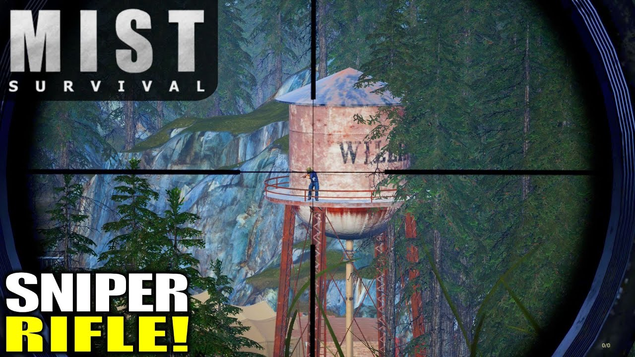 Download Got The Sniper Rifle! | Mist Survival | Let's Play Gameplay | E14