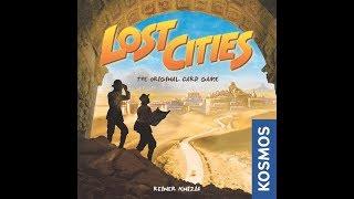 Dad vs Daughter - Lost Cities