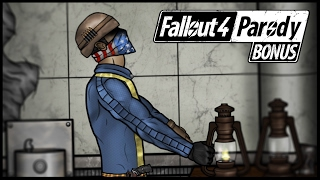 Fallout 4 Parody: Lit Lamp Looting
