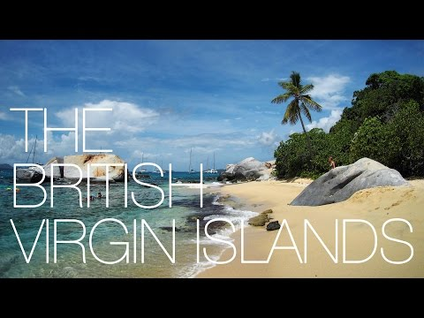 THE BRITISH VIRGIN ISLANDS [TORTOLA & THE BATHS] - TRAVEL VLOG