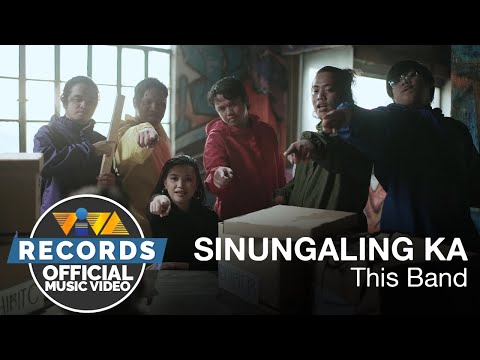 Sinungaling Ka - This Band [Official Music Video]