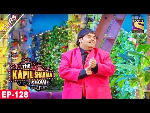 Baccha Yadav's Gentleman Attire - The Kapil Sharma Show - 19th August, 2017