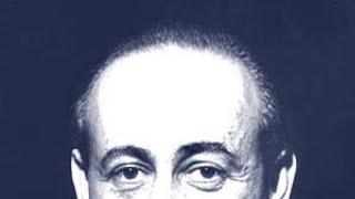 "Frankfurter Anthologie: Thomas Huber liest ""In Memoriam Paul Eluard"" von Paul Celan"