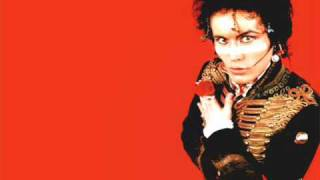 Watch Adam Ant Baby Let Me Scream At You video