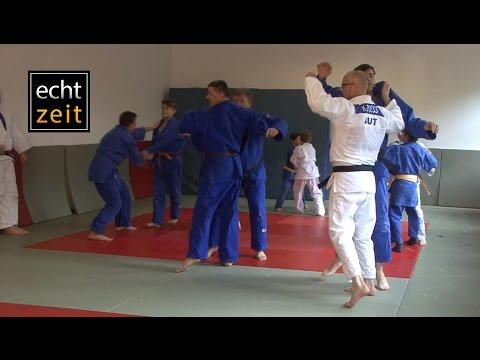 """Sport im Ort """" Judo in Leoben"""""""