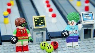 Lego Joker Best Bowling Strike Of All Time